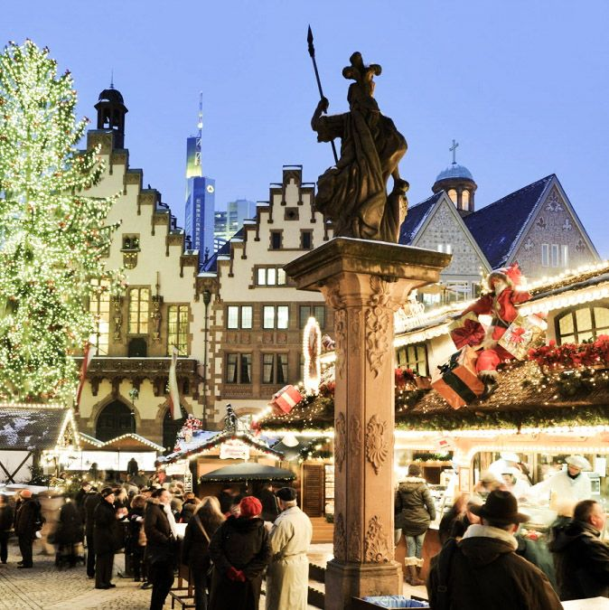 Германия: рождественские каникулы. 2016.