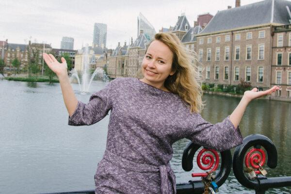 Юля и Катя с группой в Гааге (52)